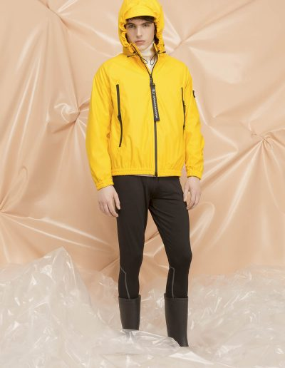 DGM001 MAN RAIN JACKET