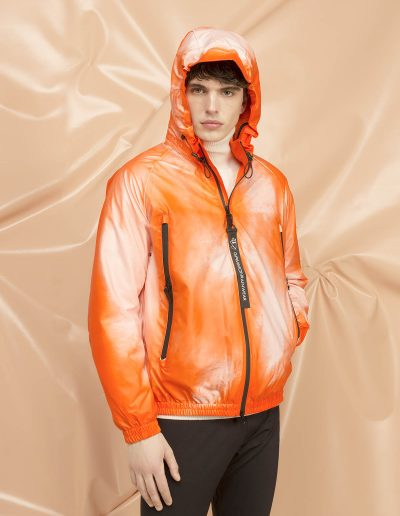 Gammon - fall winter 19-20 Uomo | DGM102 MAN RAIN JACKET THERMOSENSITIVE FABRIC