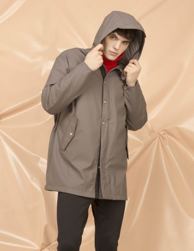 DGM005 MAN RAIN COAT