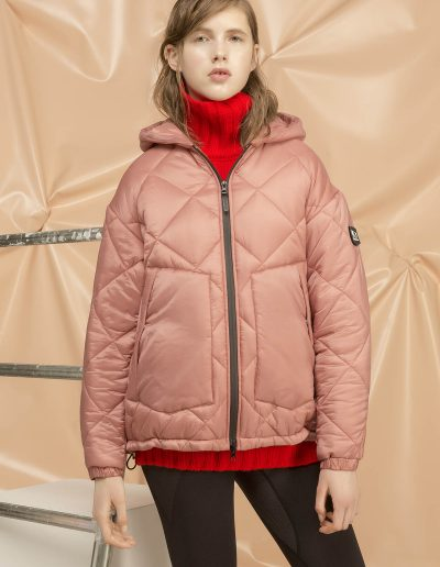 DGW220 WOMAN QUILTED JACKET